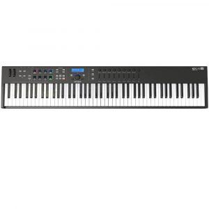 Arturia KeyLab Essential 88 Black Midi Keyboard