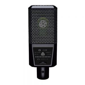 Lewitt DGT 450 Cardioid USB Microphone-black