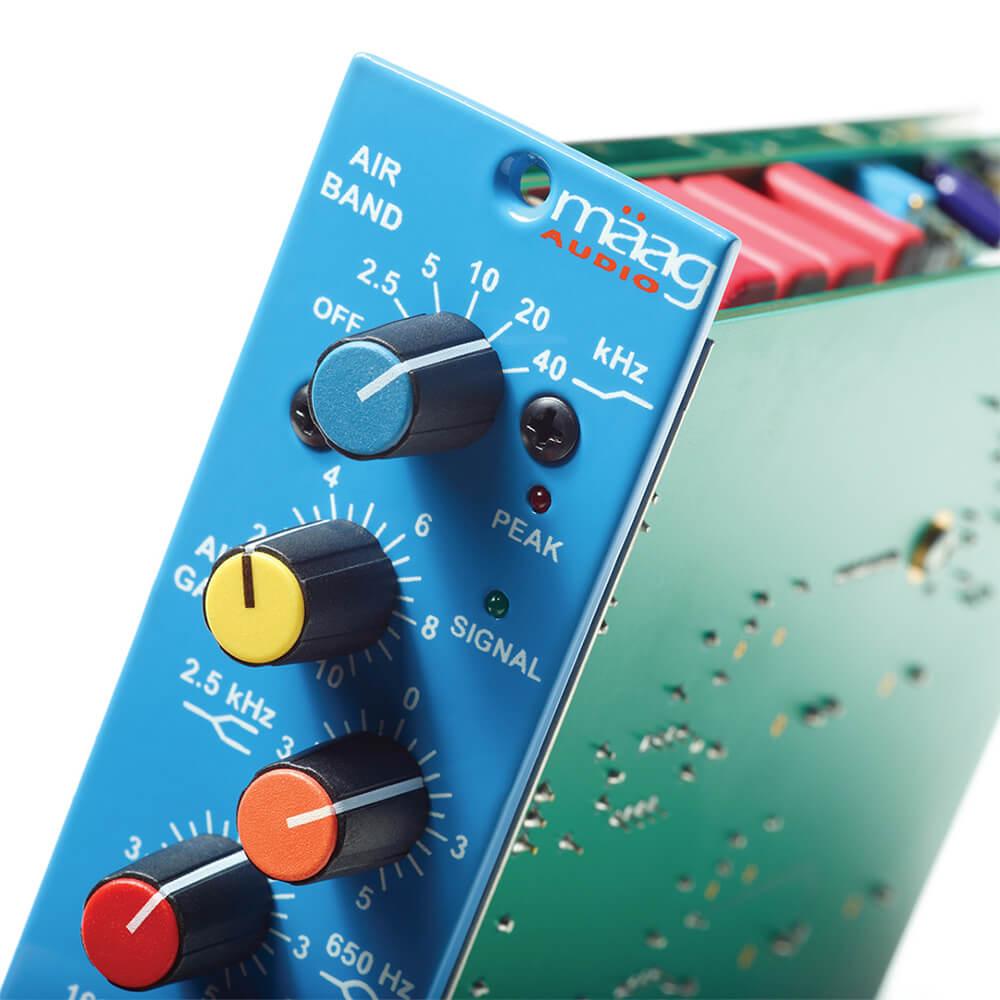 Maag Audio EQ4 500 Series 6-band Equalizer