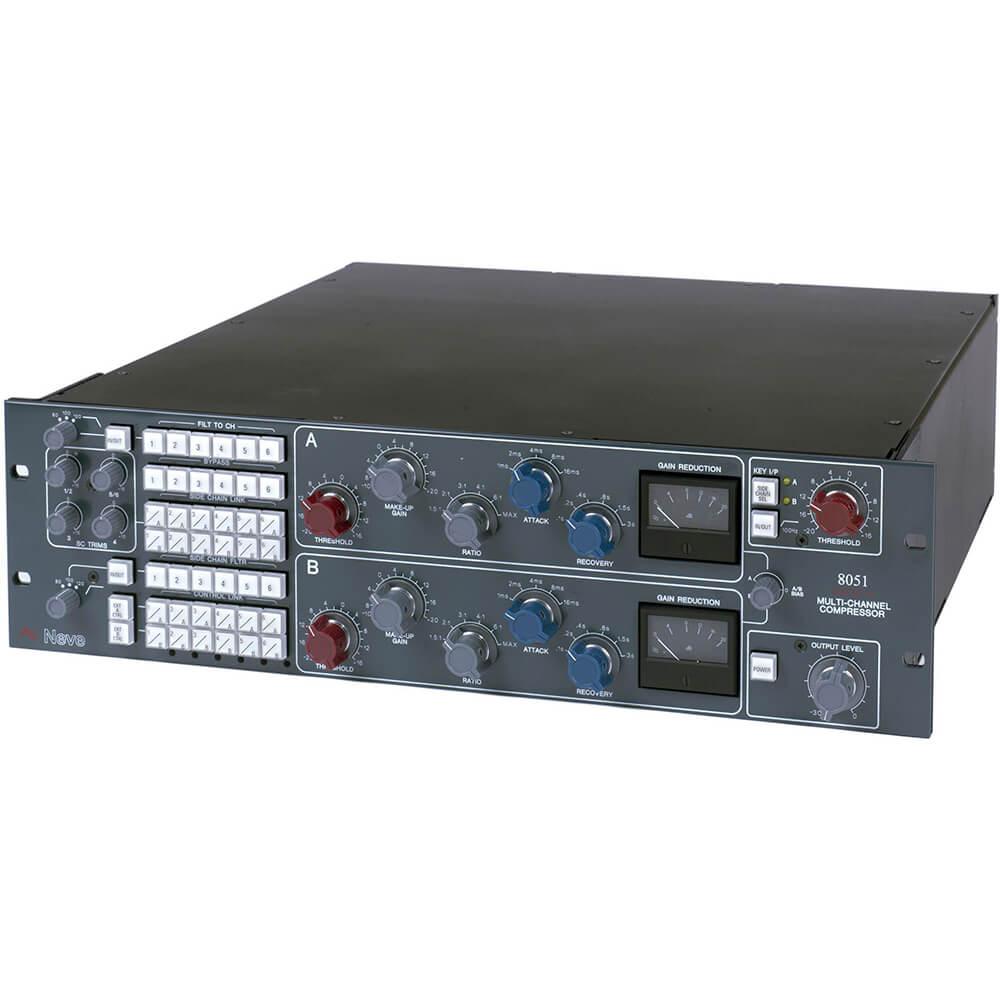 Neve 8051 Multichannel 5.1 Surround Compressor