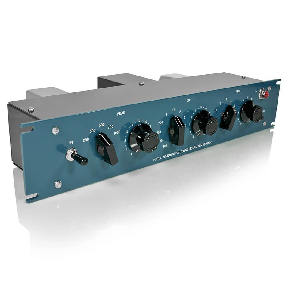Pultec MEQM-5 Mastering Midrange Equalizer 1