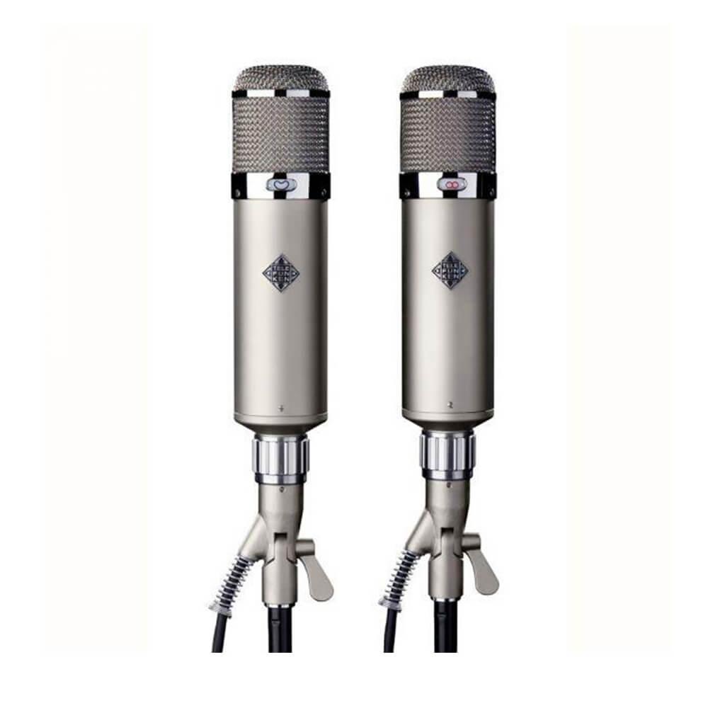 Telefunken U47:U48 Stereo Set Tube Microphone