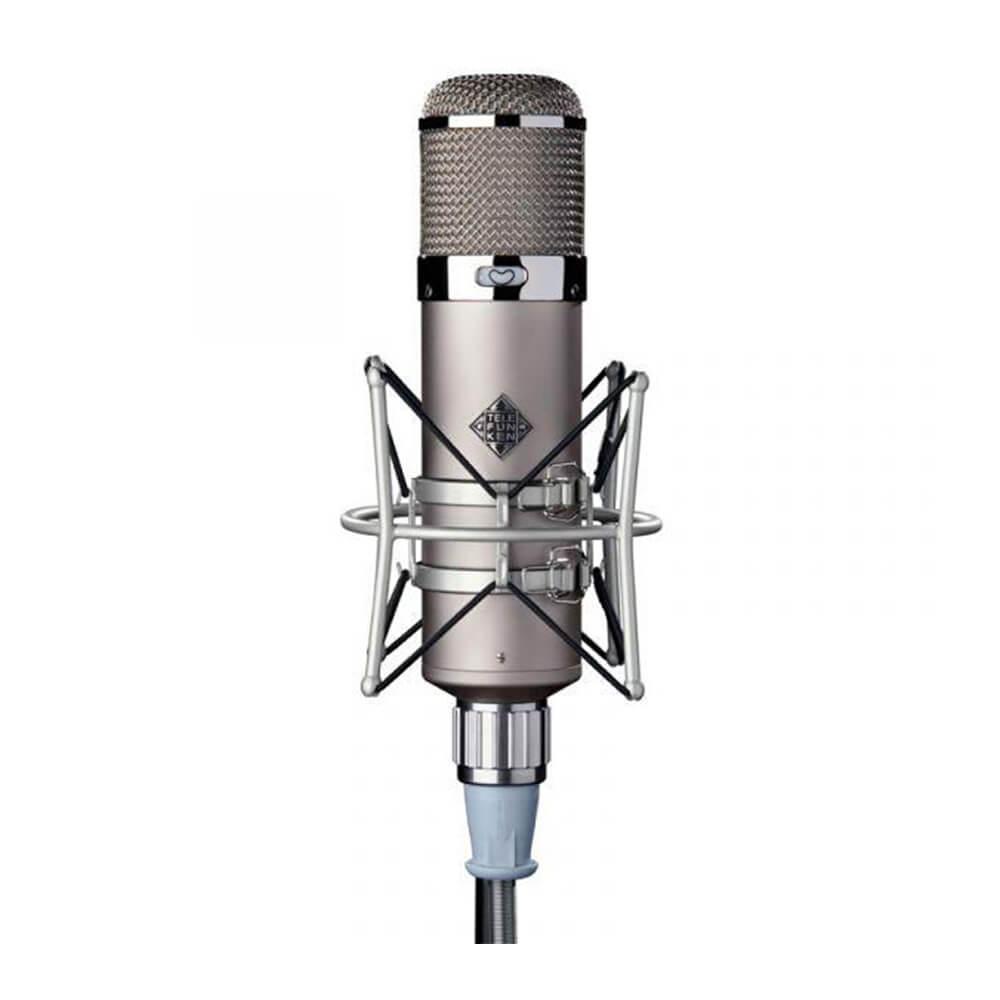 Telefunken Usa U47 Large Diaphragm Tube Condenser Microphone
