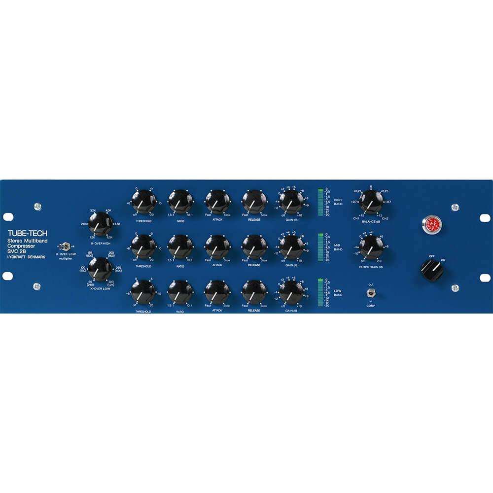 Tube-Tech SMC 2BM Stereo Mastering Multiband Opto Compressor 2