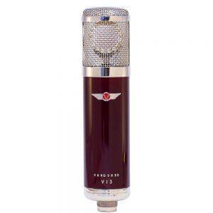 Vanguard V13 Valve Tube Condenser Microphone-Vanguard Audio Labs