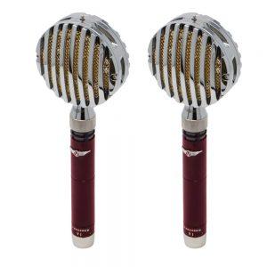 Vanguard V1S+LOLLI Stereo Multi Capsule Pencil Condenser Microphone Kit