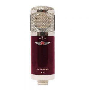 Vanguard V4 Large Diaphragm Multi-Pattern FET Condenser Microphone
