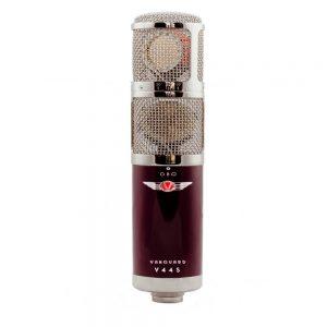 Vanguard V44S Stereo FET Large Diaphragm Multi Pattern Condenser Microphone-Vanguard Audio Labs
