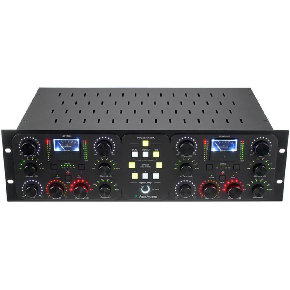 WesAudio ngBusComp Analog Bus Compressor 1