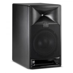 JBL 708i 8 Master Reference Studio Monitor Black