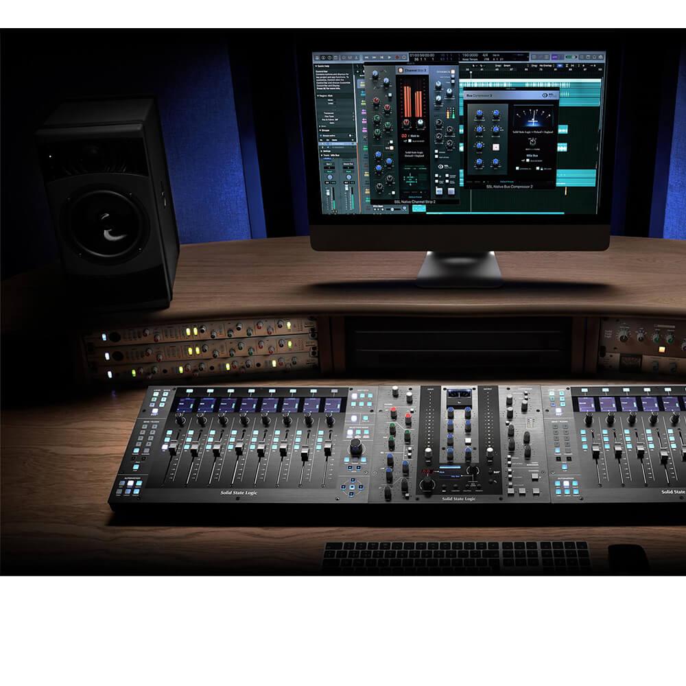 Studio Mixers & Control Surfaces