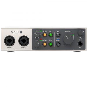 Universal Audio Volt 2 USB-C Audio Interface